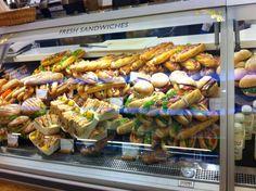 Harrod's sandwich case