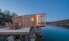 Norway's Arctic north: eco-cabins and sea eagles | Travel | The Guardian