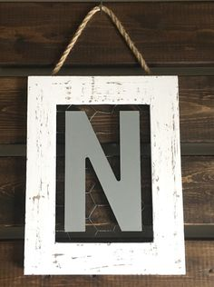 A personal favorite from my Etsy shop https://www.etsy.com/listing/463943607/chicken-wire-frame-initial-frame