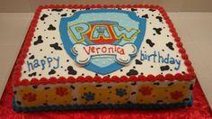 paw power cake