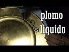 ▶ DIY COMO HACER PLOMO LIQUIDO - YouTube