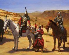 Martels of Sunspear by *aaronmiller