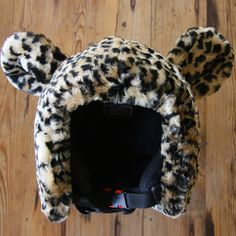 SnowCat Cover FOR SKI HELMET, 42€, now featured on Fab.