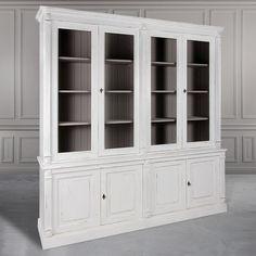 Книжный шкаф ROME - Книжные шкафы, витрины, библиотеки - Гостиная и кабинет - Мебель по комнатам My Little France