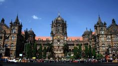 Chhatrapati Shivaji Terminus, formerly Victoria Terminus, is an architectural masterpiece and a heritage structure.