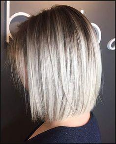 Beste Medium Bob Frisuren für Frauen 2017 - Neue Frisur Stil | Einfache Frisuren