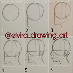 Drawing tips, Sideview ways
