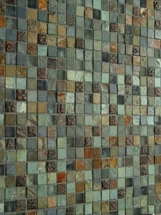 excellent mosaic tile by Dune
