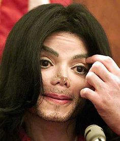 king of pop, RIP. plastic surgery.
