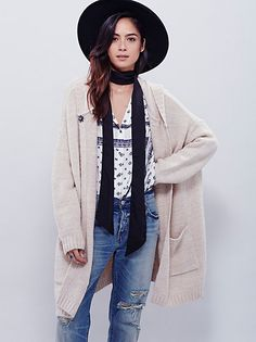 Free People Venice Beach Cardi at Free People Clothing Boutique