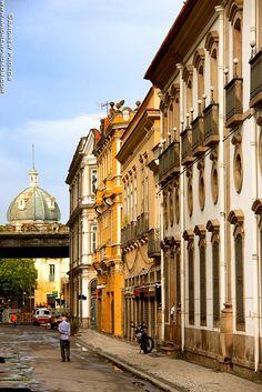 Centro Historico Street Scene, Rio de Janeiro - http://andrewprokos.com