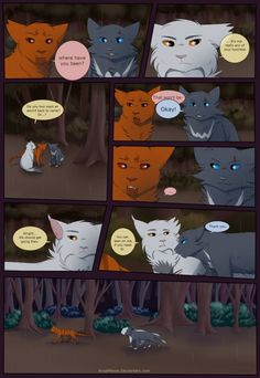 The Recruit- pg 393 by ArualMeow on DeviantArt