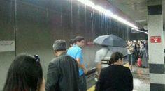#haber #haberler #ankara #Batikentmetroistasyonu Metroyu Su Bastı- Video