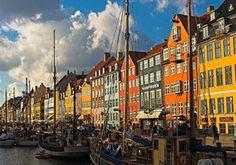 Ahh Copenhagen...may have to go back!