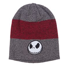 The Nightmare Before Christmas Jack Face Beanie Hat #ConceptOne