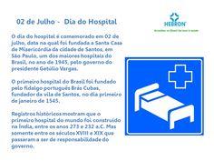 02 de Julho -  Dia do Hospital