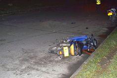 Accidente moto variante