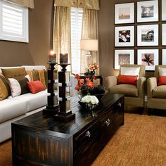 Casual Living Room Design, Pictures, Remodel, Decor and Ideas