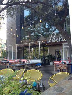 Perla's in Austin, Tx Road Trip through Austin