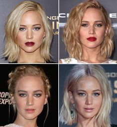 Jennifer Lawrence's Best Beauty Moments During 'The Hunger Games'Premiere