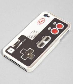 iPhone NES controller case. √