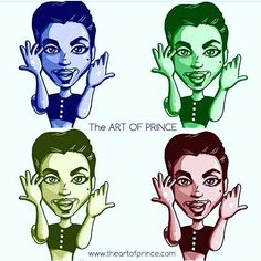 """15 mentions J'aime, 1 commentaires - Luv 4 Prince (@luv4prince) sur Instagram: """"#luv4prince #princecartoon #princeart"""""""