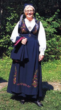 FolkCostume&Embroidery: Overview of Norwegian Costumes, part The eastern heartland Norwegian Clothing, Heartland, Norway, Victorian, Costumes, Embroidery, Ol, Vest, Clothes