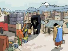 Corto animado adaptado de un mito ayoreo (pueblo indígena de Bolivia).   Producido en The Animation Workshop (Viborg, Dinamarca) por The Animation Workshop, Nicobis, Escorzo y la Comunidad de Animadores Bolivianos.