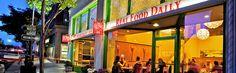 Real Food Daily | Organic Vegan Cuisine | Santa Monica | West Hollywood | Pasadena