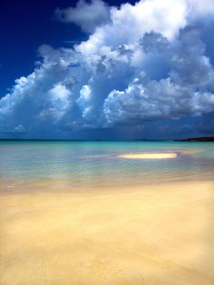 Eleuthera is one of the chain of islands in the Bahamas; by Pam Wood
