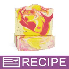 RECIPE: Pikake Flowers & Lemon Poppy Cold Process Soap - Wholesale Supplies Plus