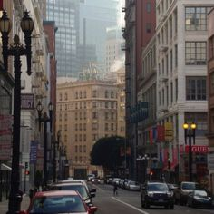 I have to live in a city like this, at least once in my life! San Francisco - USA