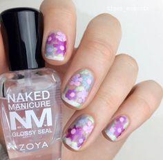 Cute tennis nails tennis lyfe pinterest tennis french nails hair beauty nail art nail designs prinsesfo Image collections