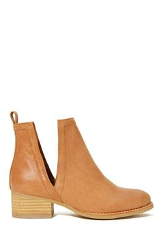 Jeffrey Campbell Oriley Ankle Boot - Tan at Nasty Gal Low Ankle Boots, Ankle Booties, Bootie Boots, Shoe Boots, Grey Booties, High Boots, Tan Leather Boots, Tan Boots, Sock Shoes
