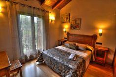 Habitación doble -  casas rurales en los pirineos huesca - Parque Nacional de Ordesa y Monte Perdido - Pyrenees,Ordesa and Monte Perdido National Park