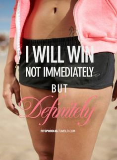 You will win!!!