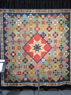 Barrister's Block: More quilt show pictures