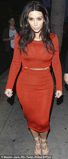kim kardashian + dress