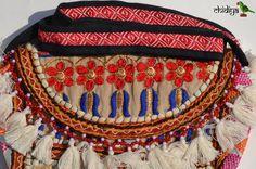 MOTI CLUTCH Banjara bag Banjara Clutch India Boho Bag by Chidiya52