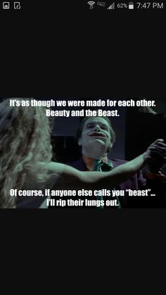 I absolutely adore this quote batman tim burton joker