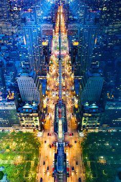 "blazepress: ""Reflections From Above by Donna Dotan"""