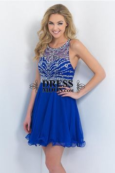 Prom Dresses 2015 halter homecoming dresses a line princess tulle chiffon beaded bodice , You will find many long prom dresses and gowns from the top formal dress designers and all the dresses are custom made with high quality Backless Homecoming Dresses, Blush Prom Dress, Blush Dresses, Grad Dresses, Bridesmaid Dress, Evening Dresses, Short Dresses, Chiffon Dress, Mini Dresses