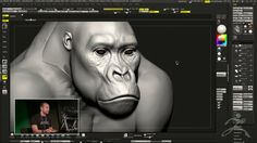 Official ZBrush Summit 2016 Presentation & Interview - Glauco Longhi