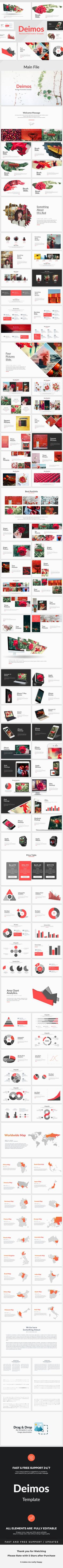 bizz plus - business presentation template (powerpoint templates, Presentation templates