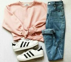Awesome outfit for school or even for a walk ❤❤