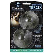 Starmark Everlasting Treats Vanilla Mint Flavor Dog Dental Chews (Cheap Refills)