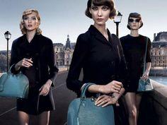 #Borse #bags #Alma #LouisVuitton per la campagna #ChinOnTheBridge