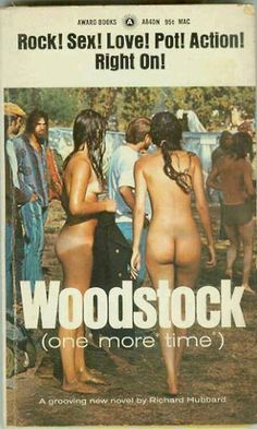 Should we make Woodstock poster for the invite?