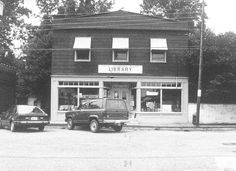 Old Montross Branch, Montross, Westmoreland County #tbt...starting working for CRRL in this building over 30 years ago