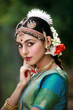 Indian Classical Dance.